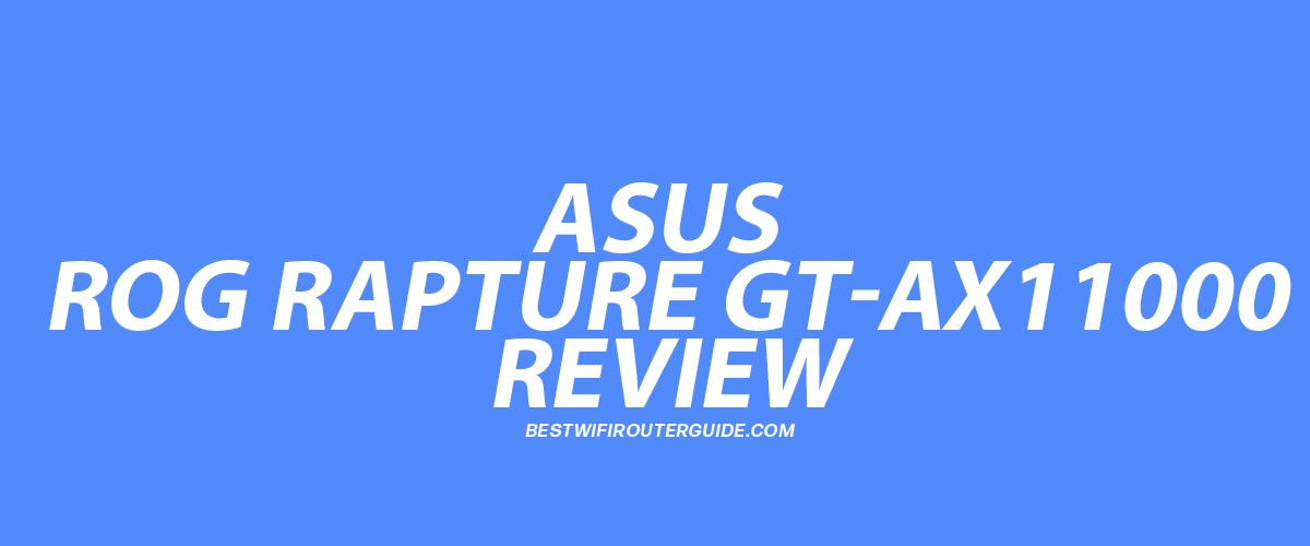 Asus ROG Rapture GT-AX11000 Call of Duty Black Ops 4 Edition Review